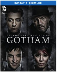 Gotham Season 1 Blu-ray Cover