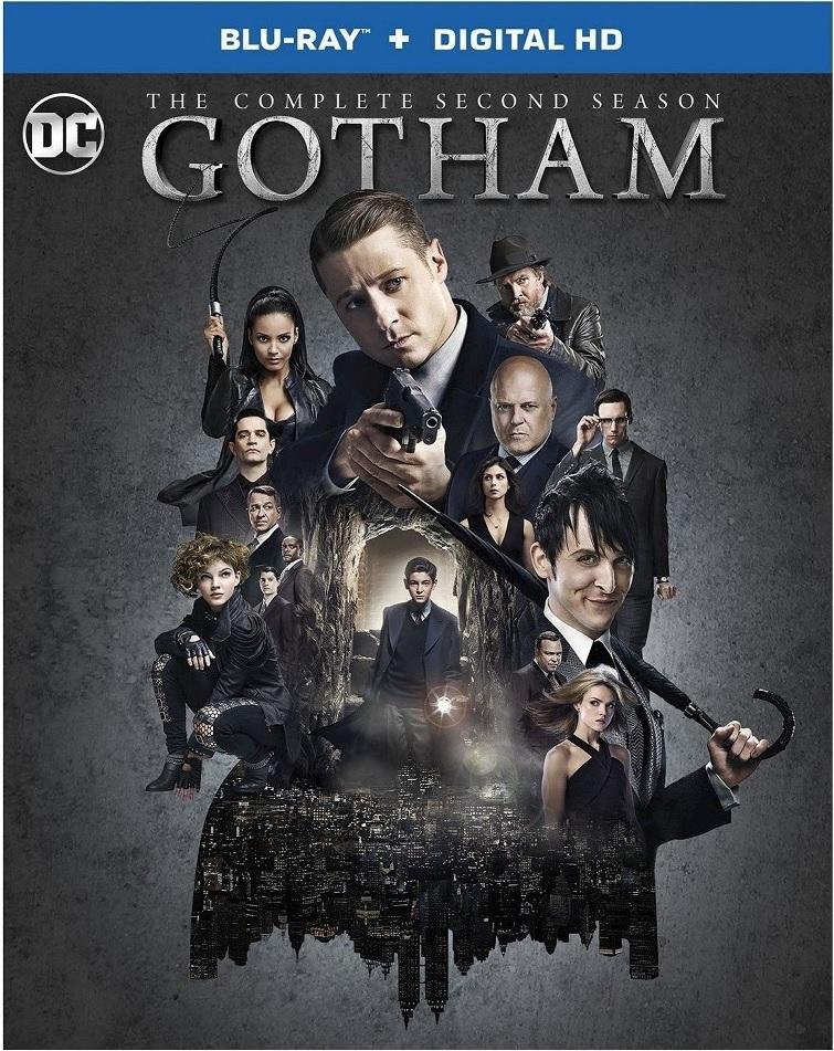 gotham-season-2 Blu-ray