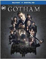 Gotham Season 2 (Blu-ray + DVD + Digital HD)