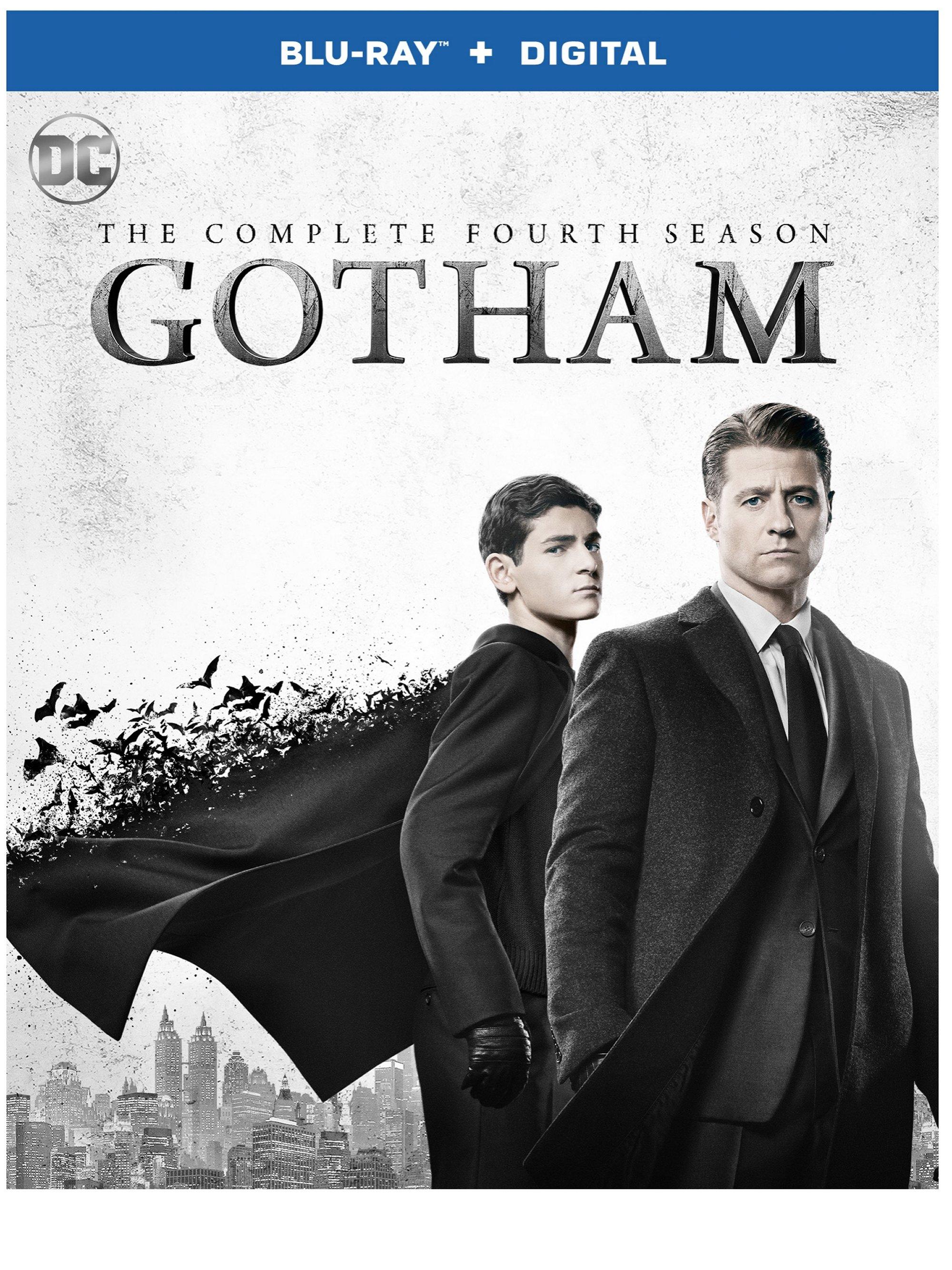 Gotham Season Four  Blu-ray Review