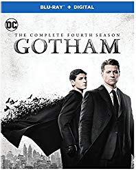 Gotham Season 4(Blu-ray + DVD + Digital HD)