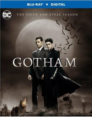 Gotham Season 5 (Blu-ray + DVD + Digital HD)