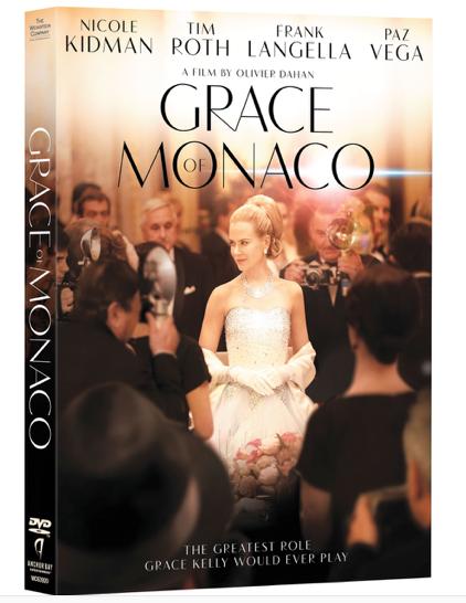 GRACE OF MONACO DVD