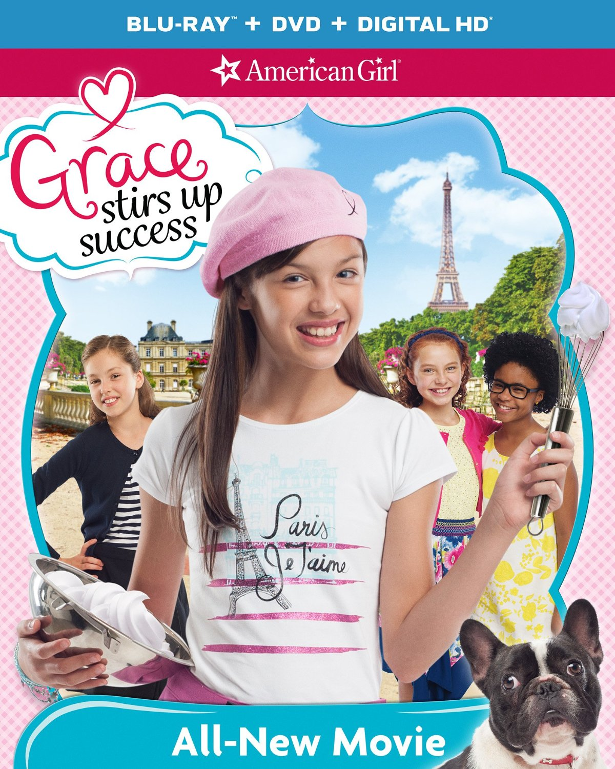 Grace Stirs Up Success Blu-ray Review