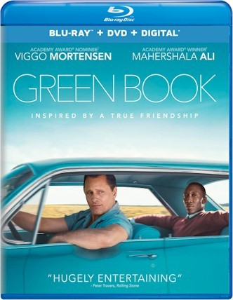 Green Book (Blu-ray + DVD + Digital HD)