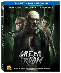 Green ROOM (Blu-ray + DVD + Digital HD)
