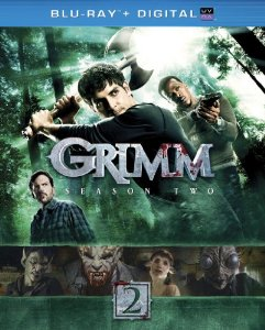 Grimm Season Two Blu-ray Release