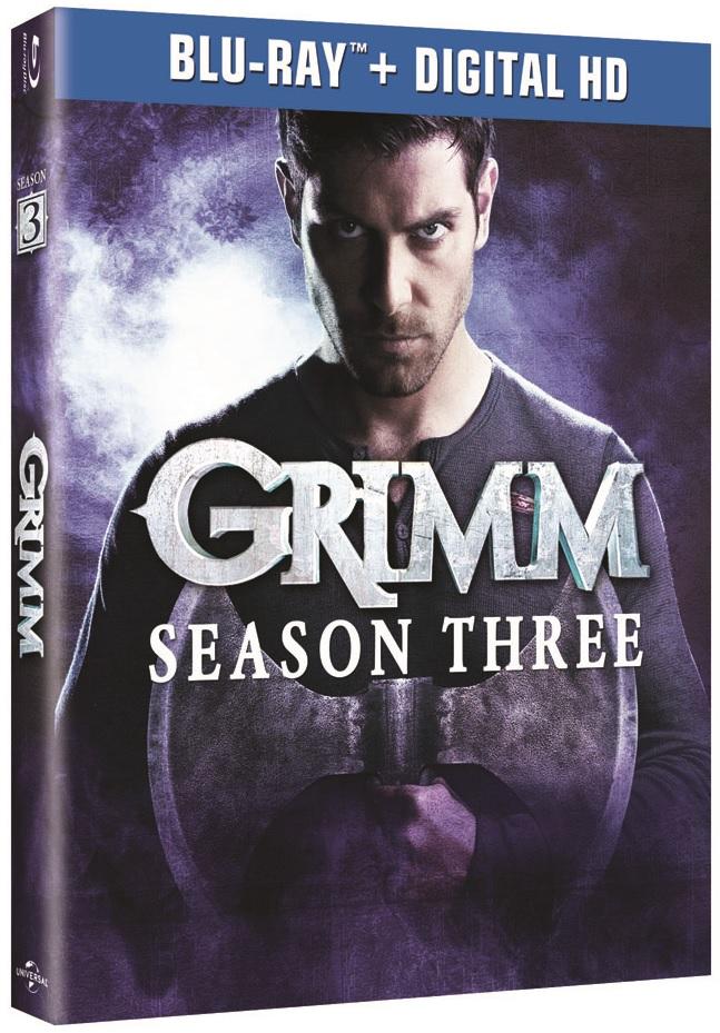 Grimm Season 3 Blu-ray Review