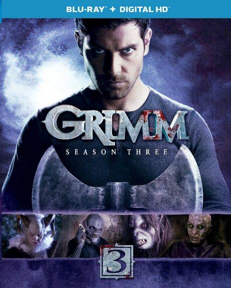 Grimm Season 3 (Blu-ray + DVD + Digital HD)