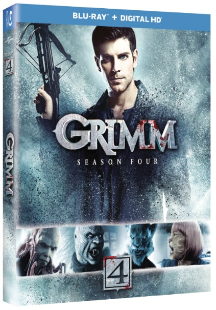 Grimm Season 3 Blu-ray Review