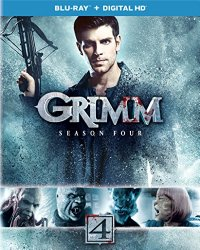 Grimm Season 4 Blu-ray Cover
