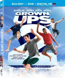 Grown Ups 2 Blu-ray