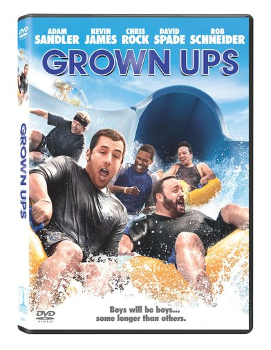 Grown Ups | Blu-Ray 1080p | Multi-Langues
