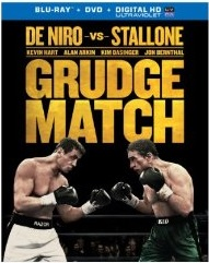 Grudge Match (Blu-ray + DVD + UltraViolet Combo Pack)