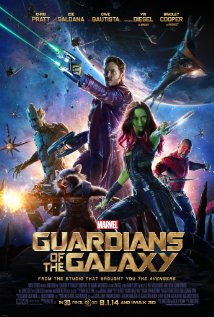Guardian of the Galaxy(Blu-ray + DVD + Digital HD)