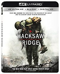 Hacksaw Ridge (Blu-ray + DVD + Digital HD)