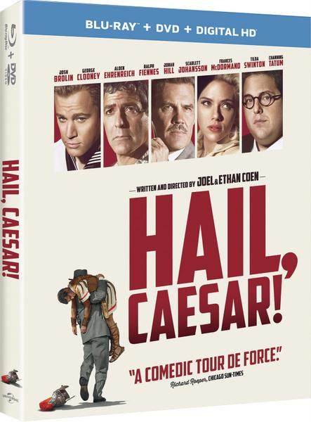 Hail Caesar! Blu-ray Review