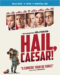 Hail Caesar Blu-ray Cover