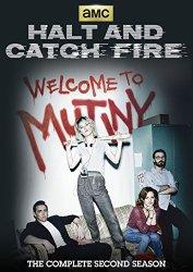 Halt and Catch Fire SEASON 2 (Blu-ray + DVD + Digital HD)