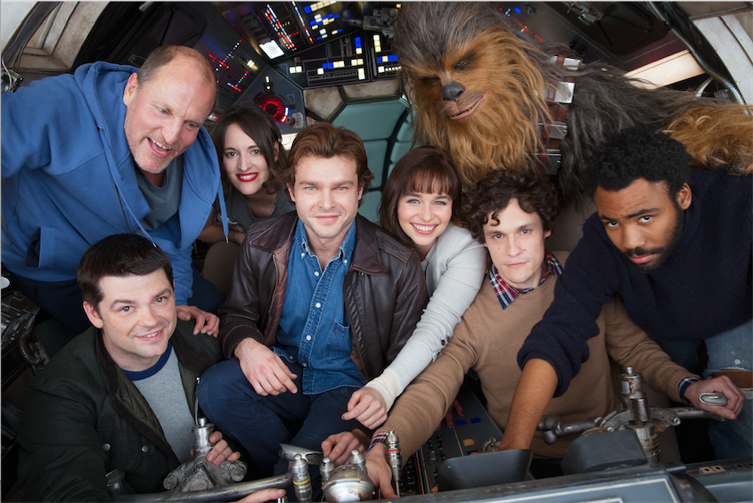 HAN SOLO Movie Still