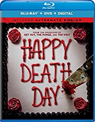 Happy Death Day (Blu-ray + DVD + Digital HD)