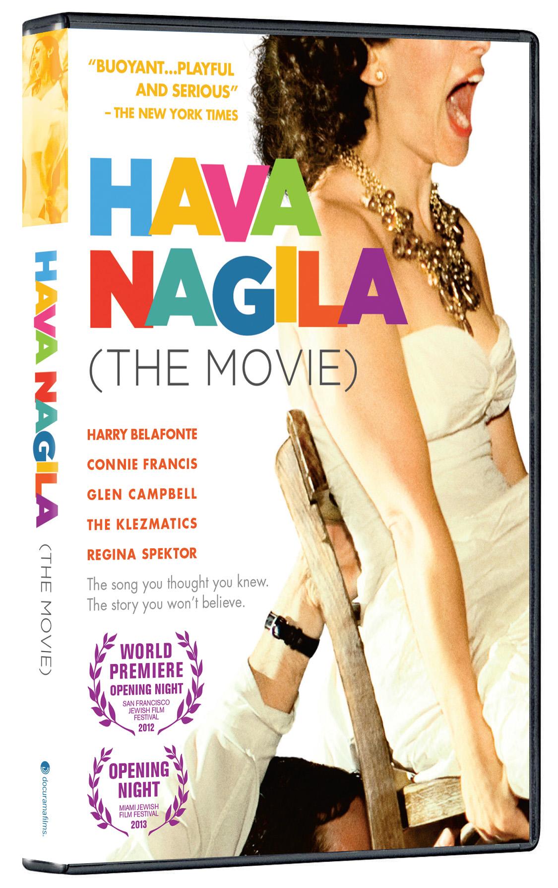 Hava Nagila: The Movie DVD Review