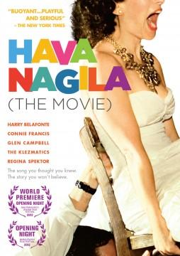 Hava Nagila: The Movie DVD