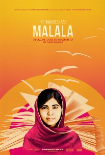 He Named Me Malala (Blu-ray + DVD + Digital HD)