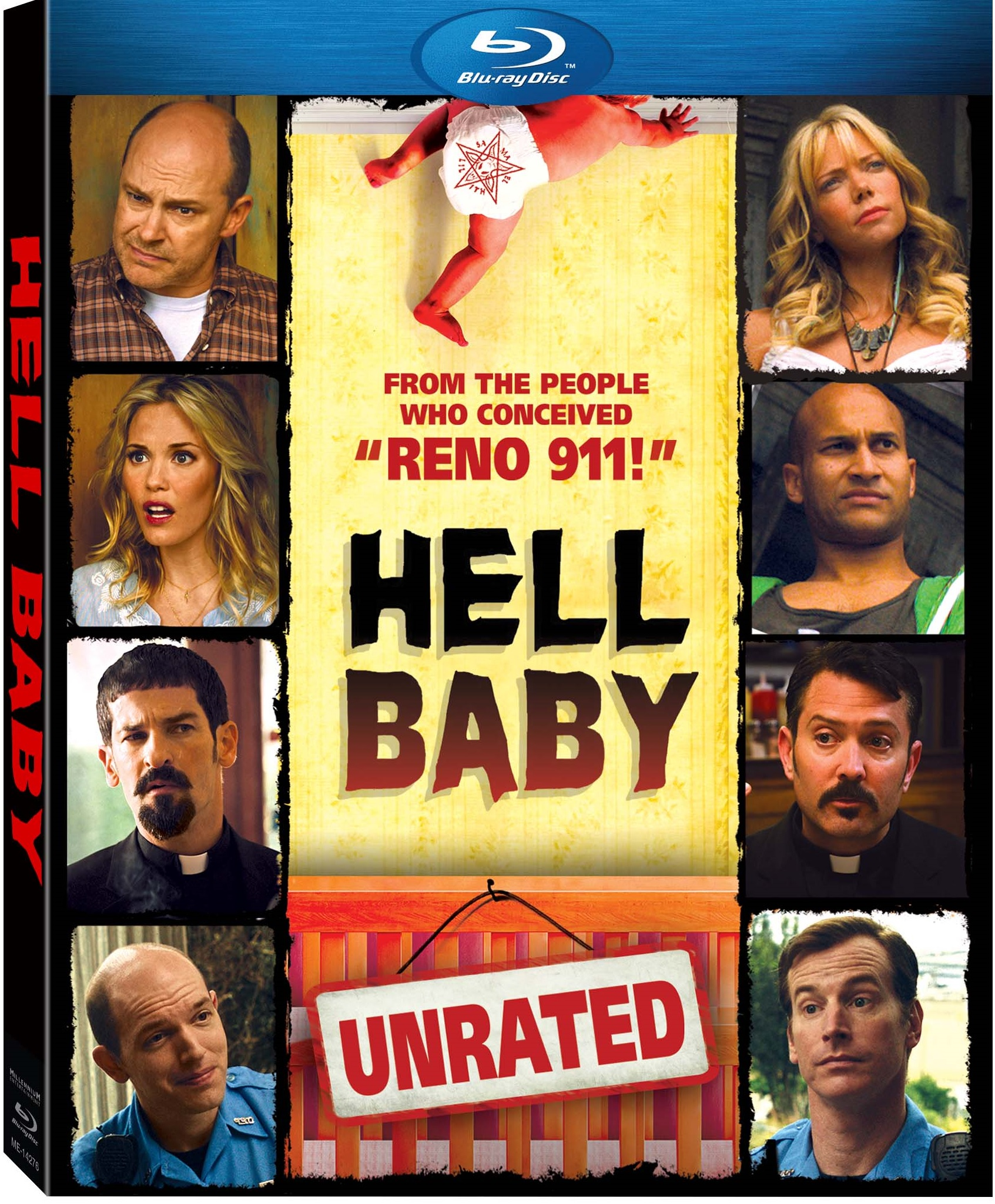 Hell Baby Blu-ray Review