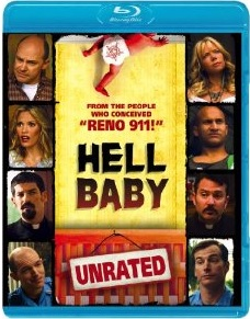 Hell Baby  DVD