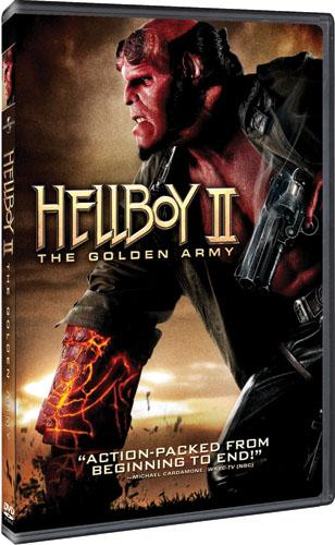 Hellboy II DVD COVER