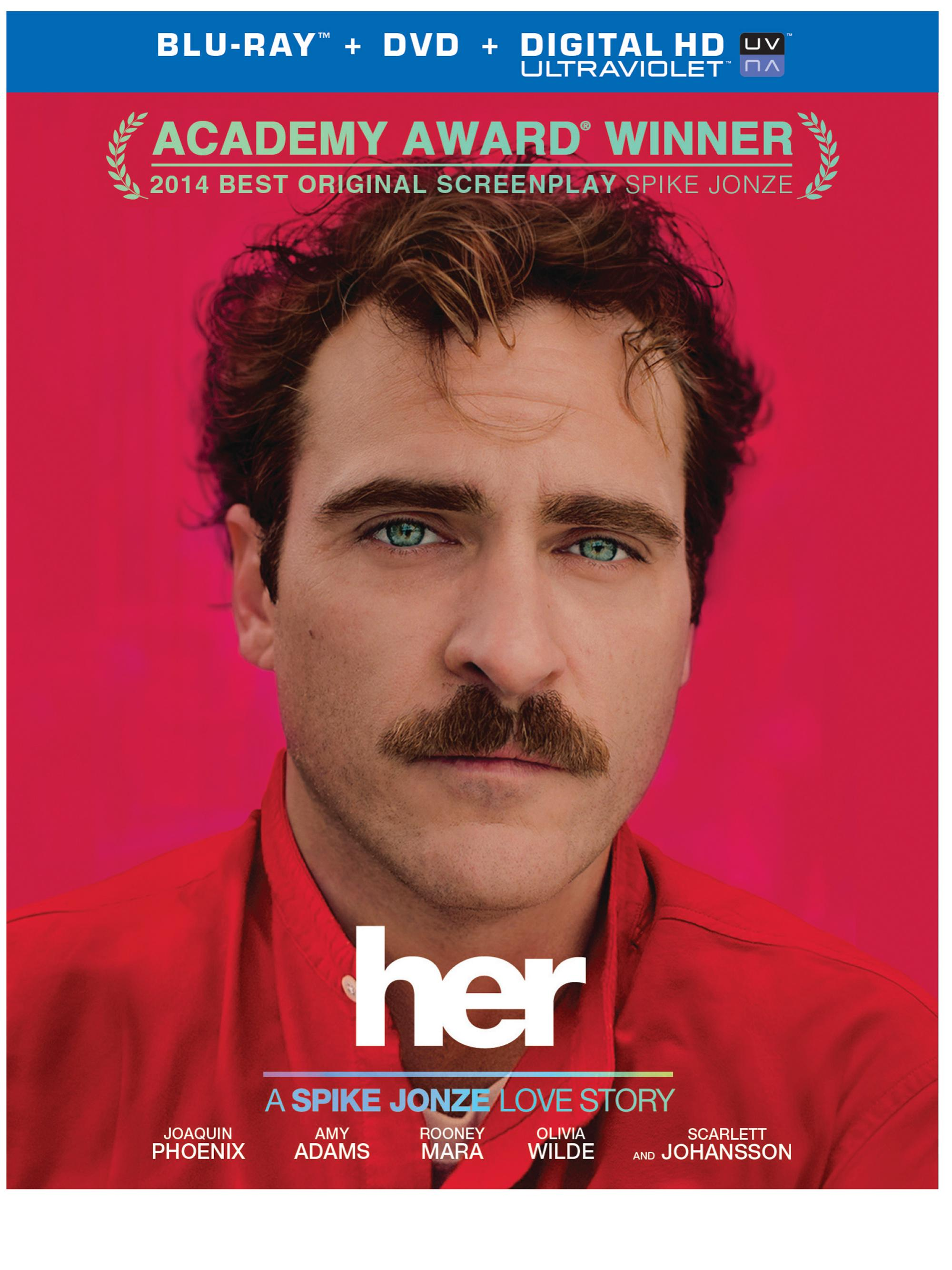 Her Blu-ray Review