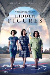 Hidden Figures Blu-ray