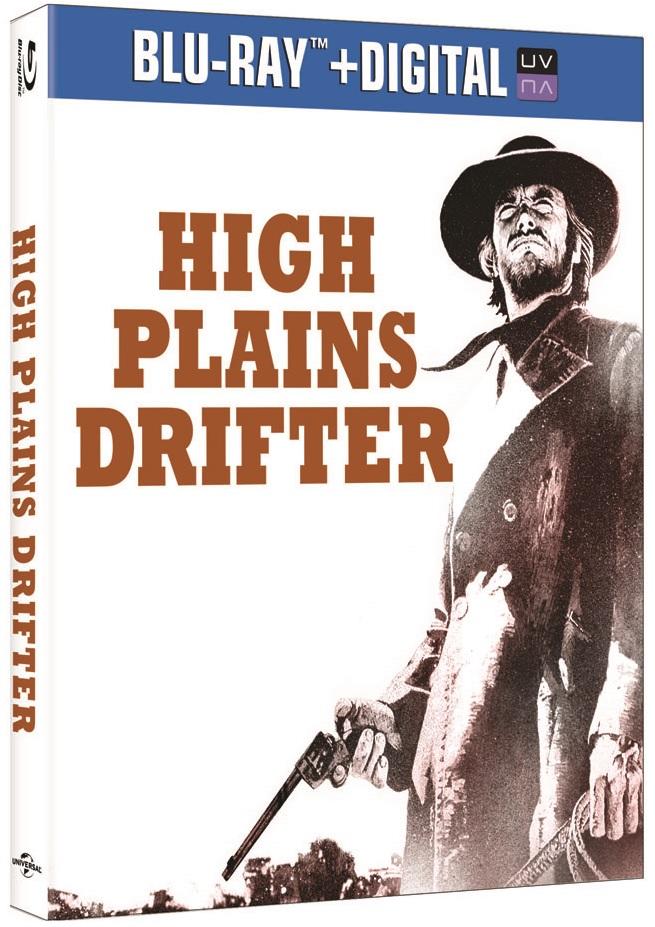 High Plain Drifter Blu-ray Review