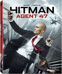 Hitman Agent 47 Blu-ray Cover