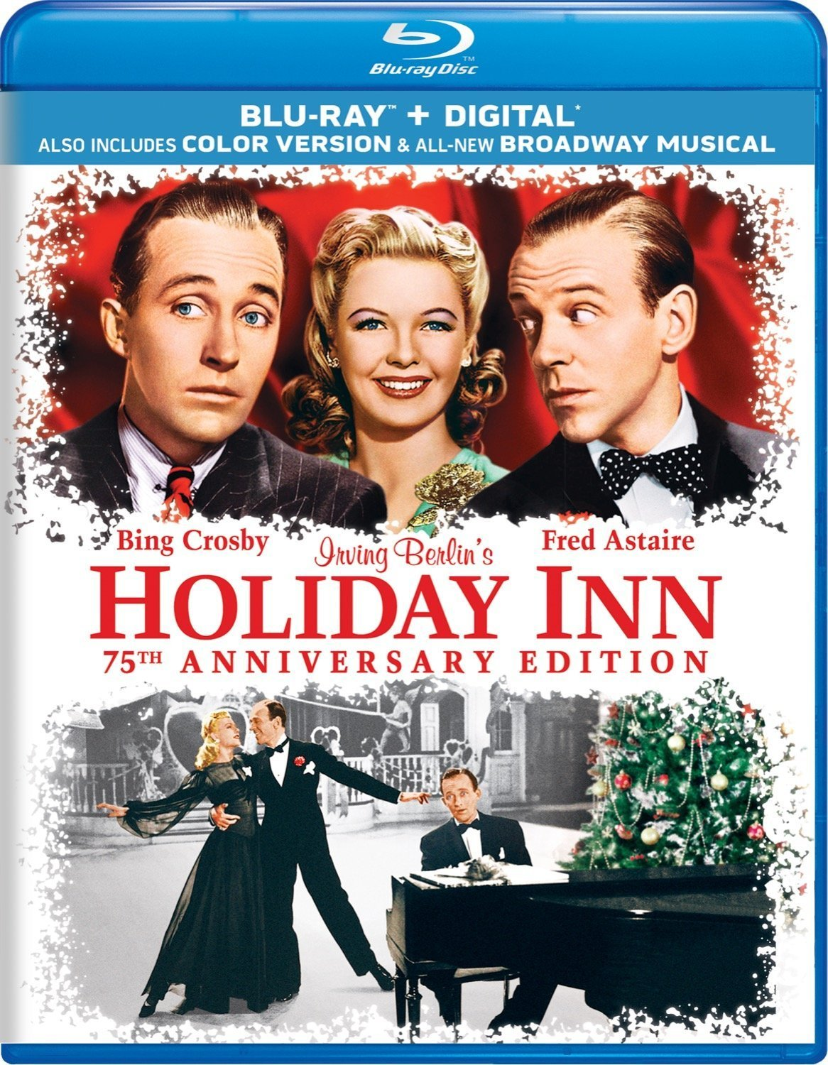 Holiday Inn Blu-ray Review