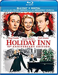 Holiday Inn Blu-ray Cover