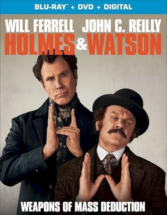 Holmes and Watson (Blu-ray + DVD + Digital HD)