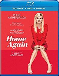 Home Again (Blu-ray + DVD + Digital HD)