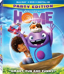 Home (Blu-ray + DVD + Digital HD)