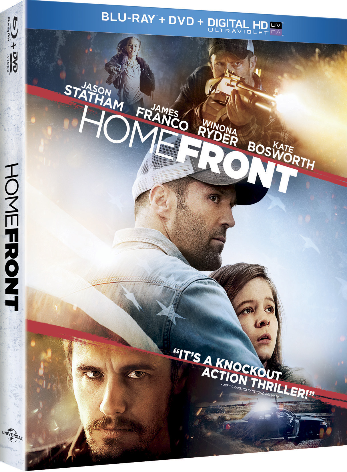 Homefront Blu-ray Review
