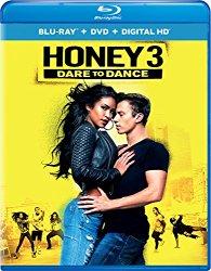 Honey 3 (Blu-ray + DVD + Digital HD)