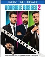 Horrible Bosses 2 (Blu-ray + DVD + Digital HD)