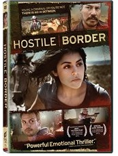 Hostile Border Blu-ray Cover