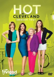 Hot in Cleveland DVD