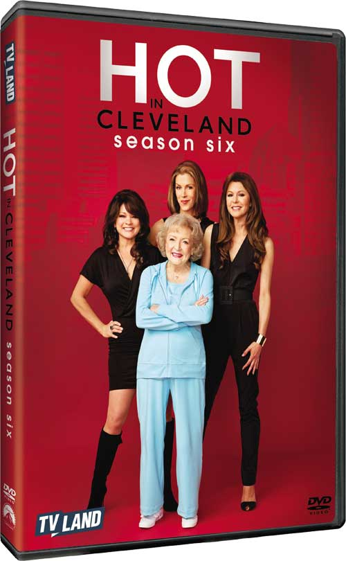 Hot in Cleveland Season 6 DVD Review
