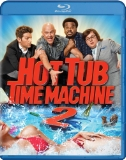 HOT TUB TIME MACHINE 2 (Blu-ray + DVD + Digital HD)