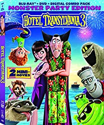 Hotel Transylvania(Blu-ray + DVD + Digital HD)