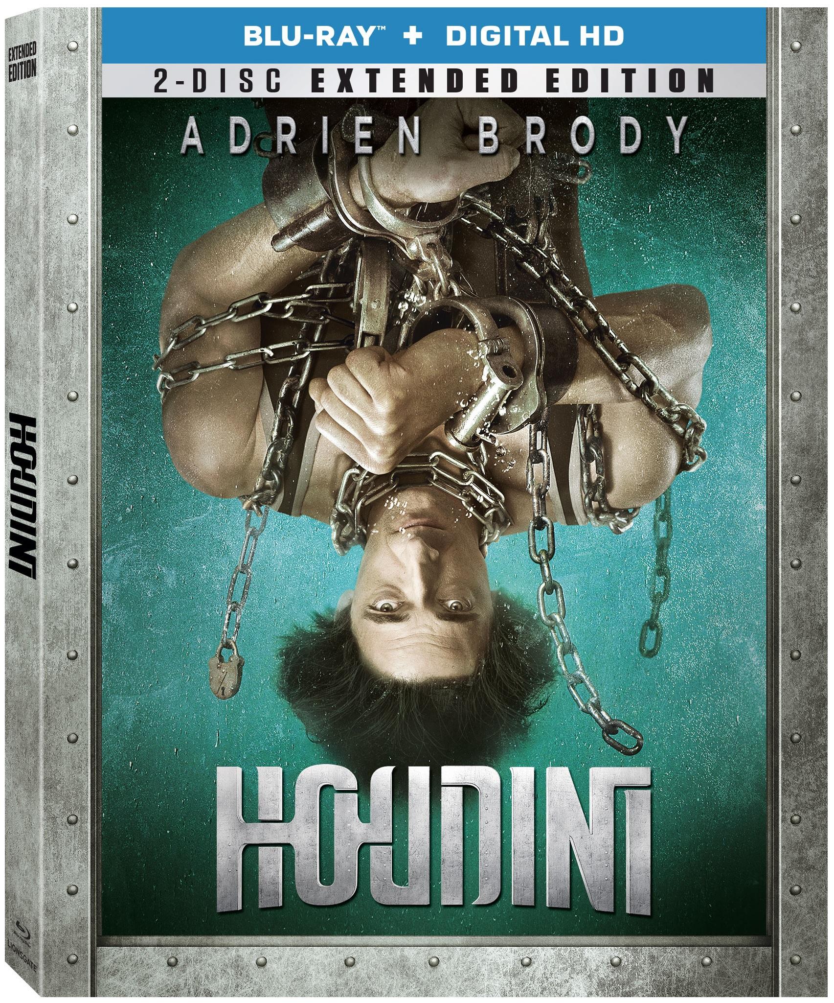 Houdini Blu-ray