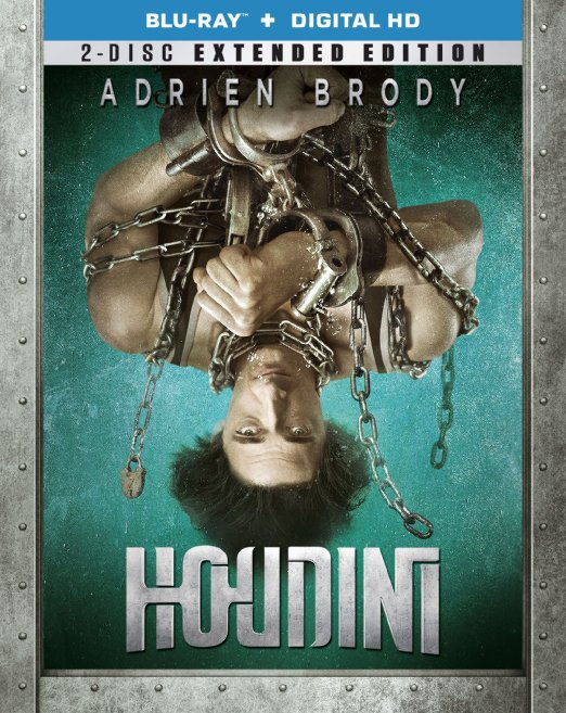 Houdini (Blu-ray + DVD + Digital HD)